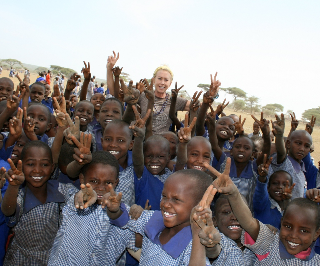Kenya School Children